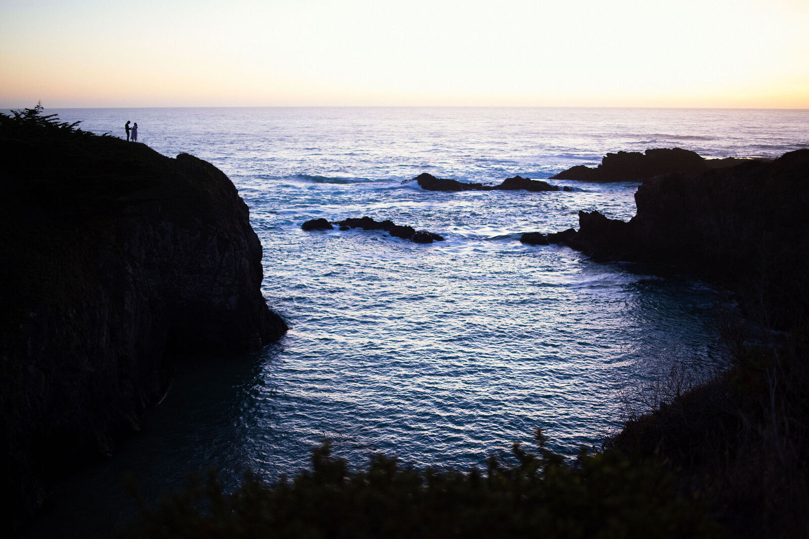 How to Elope in Mendocino California